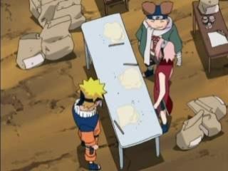 Наруто / Naruto - 1 сезон 168 серия (168) озвучка от  Алекс Килька