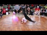 KIDS BATTLE за 1\2 место : BGirl Lee vs BGirl UzeeLock