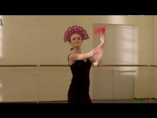 Танец Женьки - Барыня-Сударыня, Сваты (6 - 15 серия)