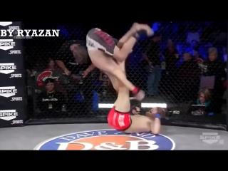 Funny MMA moments |BY RYAZAN