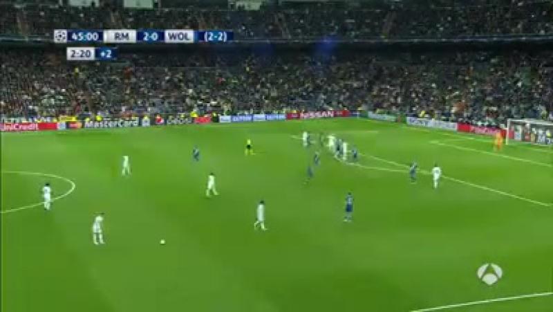 Chanpions league: Real madrid vs Wolfsburg REMONTADA ÉPICA 😎
