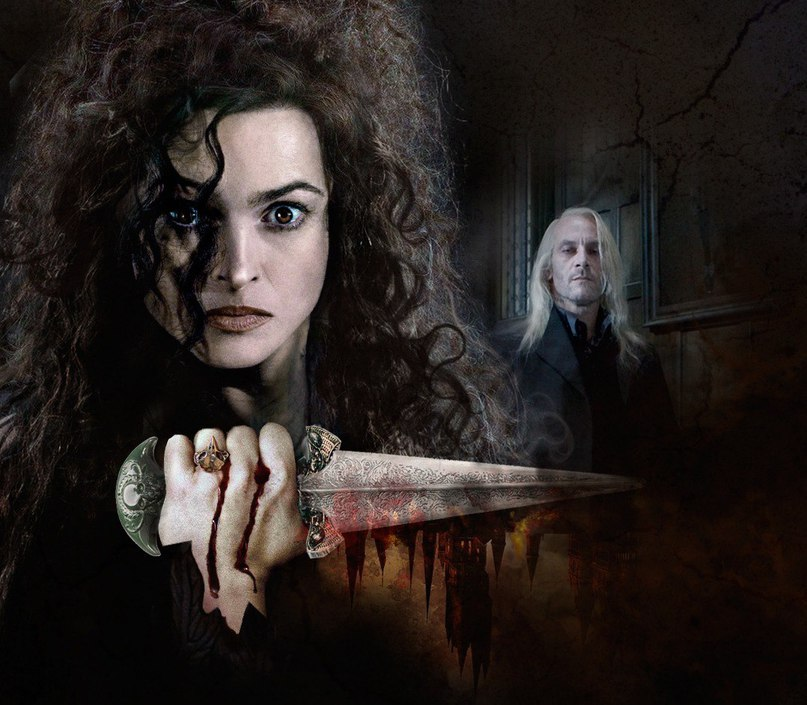 Bellatrix Lestrange née Black 1951 2 May 1998 was a pureblood Dark witch the eldest daughter of Cygnus and Druella Black née Rosier and elder sister of