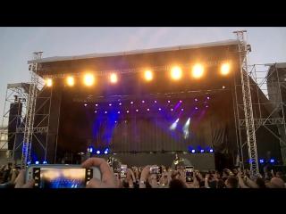 Концерт Скорпионс в Нижнем Новгороде 03.06.2015 Wind of change