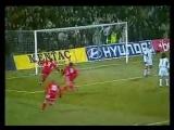 Māris Verpakovskis 2003 Latvia - Turkey 1-0