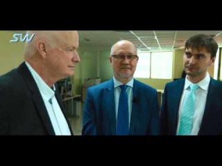 Skyway: делегация из Австралии во главе с Родом Хуком