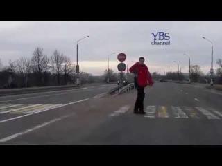 Приколы на дорогах  Автоприкол   Аварии и ДТП  3