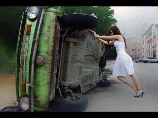 Russian Road Rage and Car Crashes ?#51? Русские приколы на дорогах / Автоаварии / ДТП