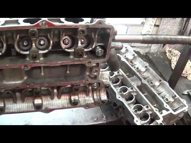 Теория ДВС: Двигатель FE3N Mazda/KIA обзор/дефектовка