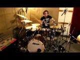 Снег - Макс Олейник drumcam