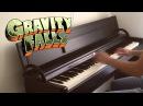 Gravity Falls - Main Theme / Finale [Piano Cover]