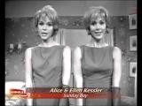 Alice &amp Ellen Kessler - Sunday Boy 1961