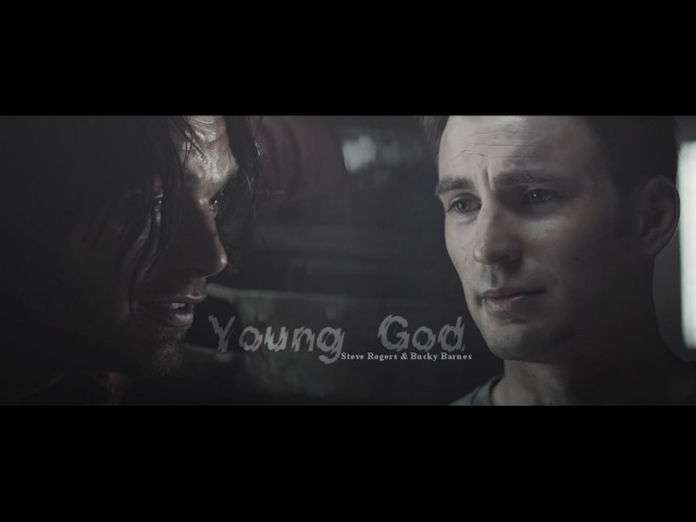 Steve Bucky | the two of us are just young gods [civil war spoilers]