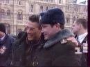 Визит Ван Дамма в Москву (1 канал Останкино, 1995)