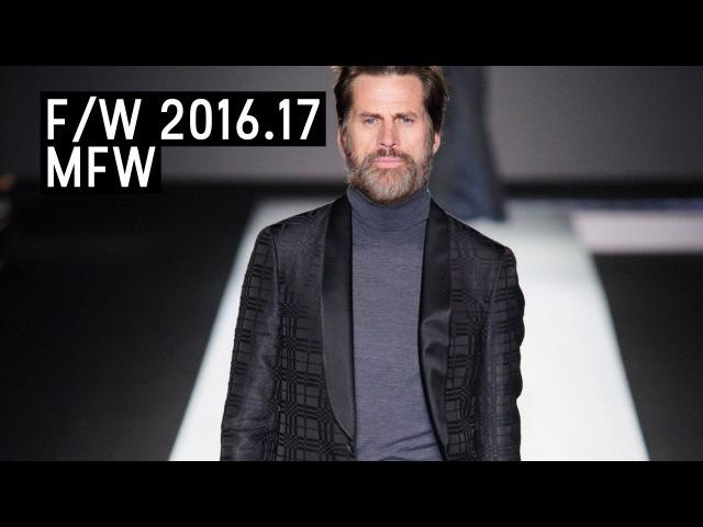 Pal Zileri FallWinter 2016.17 | Milano Moda Uomo