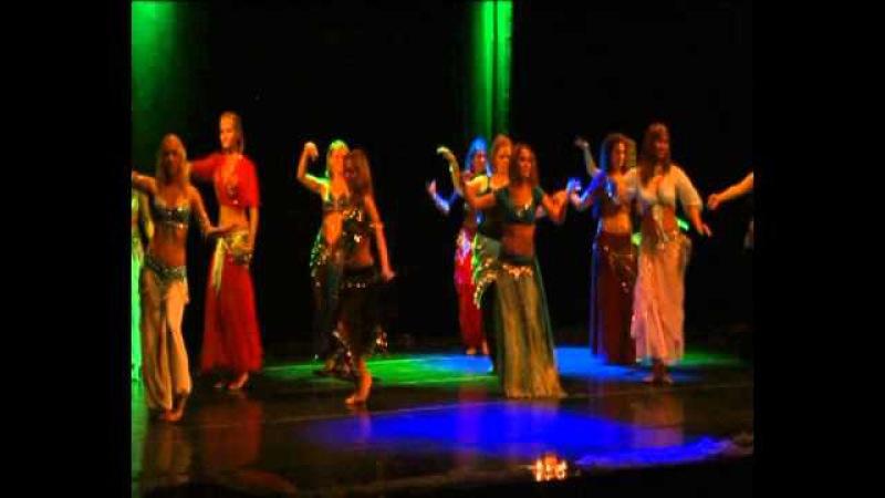 Sahra Mystery Show 2010 - Boro boro