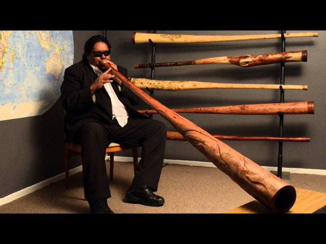 William Barton Didgeridoo Solo