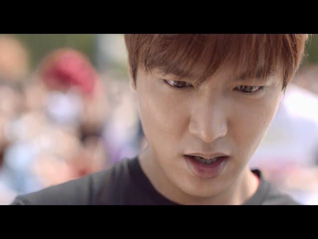"11street: ""MARATHON SHOCKATHON"" starring Lee Min Ho and Emily Chan"