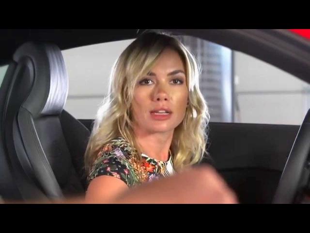 NEW Audi TTS Тест-драйв в программе Москва рулит