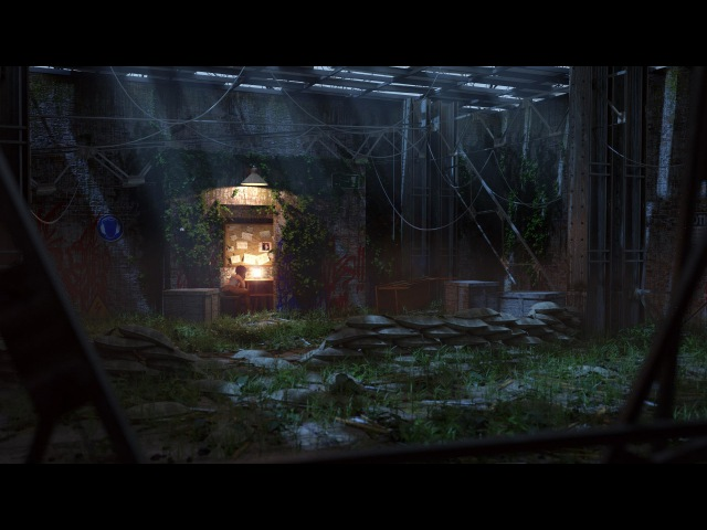 How to Create a Post Apocalyptic Scene in Blender