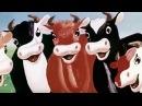 Песенки для детей - Кто пасётся на лугу Карусель, Союзмультфильм
