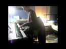 Improvisation no70 P120 vs P155 dual keyboard action