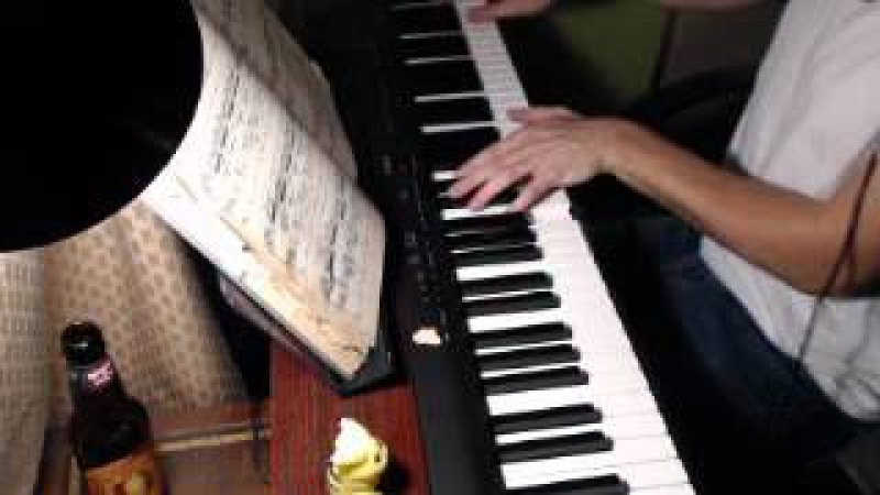 LIVE - TwitchTV - Piano Broadcast no1 (Video Game, Classical, Improvisation)
