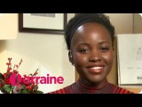 Lupita Nyong'o Talks About Her Role in Star Wars: The Force Awakens | Lorraine