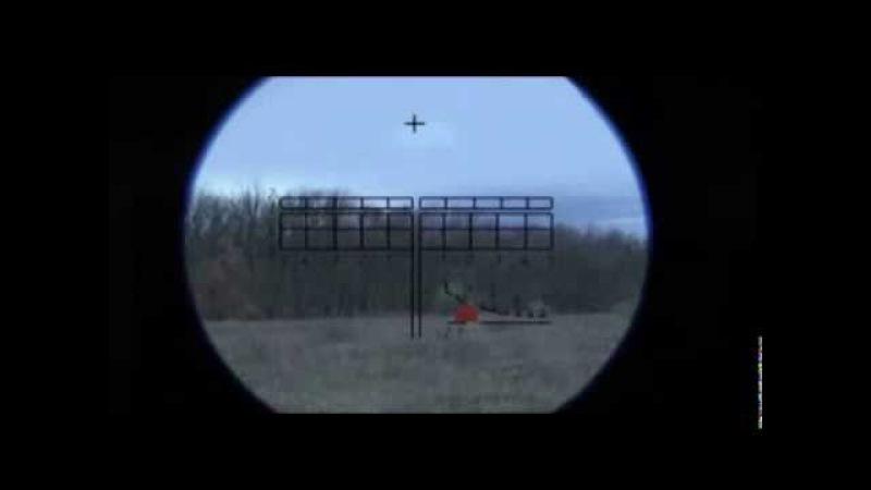 Обучение стрельбы из РПГ-7