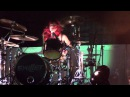 Skillet - Jen Ledger (Drum) Solo - New Show! - HD Video! - Live @ Kingsfest 2013