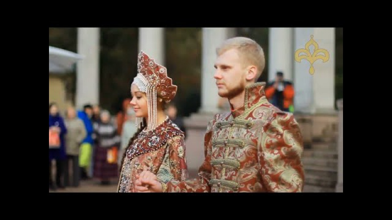 РУССКИЙ стиль в одежде Русская МОДА