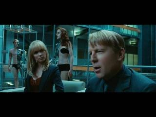 Фильм со смыслом: Суррогаты. Русский трейлер.