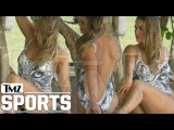 Ronda Rousey Nearly Nude and in Knockout Shape for S.I. Spread
