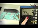 Швейная машинка. Видео урок 6 от Burda: краеобметочные швы