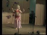 Восточный танец - Светлана Григорьева д. Хаврогоры
