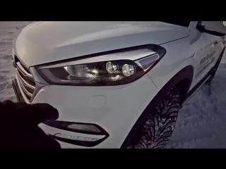 Тест-драйв Hyundai Tucson 2016 (Хендай Туссан). 5Atmosphere.