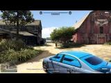 Серия А   Кража льда GTA5 Online Ограбление