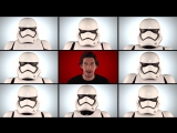 Jimmy Fallon, The Roots  Star Wars_ The Force Awakens Cast Sing Star Wars Medley (A Cappella)
