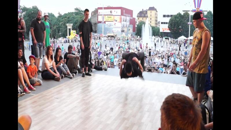 BREAK DANCE PRO ASLAN VS 1334(WIN) VS DEMON