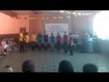 Армянский танец 1 мая 2015 ( я и мои дети День дружбы народов Казахстана)