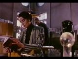 Анатолий Крупнов в сценах из фильма ''Научная секция пилотов'' (1996)