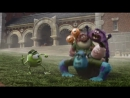 Университет монстров/Monsters University 2013 ТВ-ролик №2