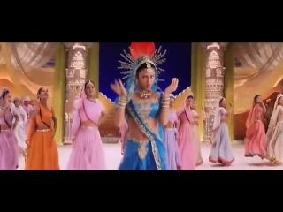 Индийский танец Айшварии Рай / Навеки твоя ( Hum Dil De Chuke Sanam) 1999