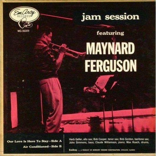 maynard ferguson - jam session 36009