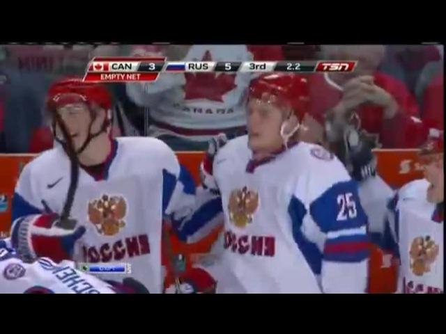 Финал МЧМ-2011. Канада - Россия - 3:5