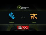 NewBee vs Fnatic, Fall Major, Group Stage, Game 1