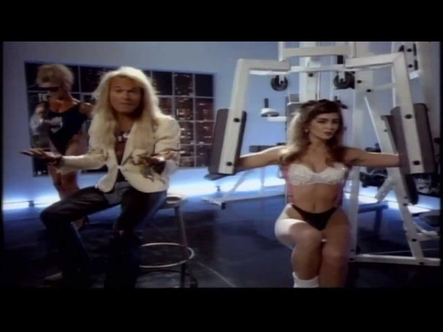 David Lee Roth - A Lil Aint Enough (1991) (Music Video) WIDESCREEN 720p