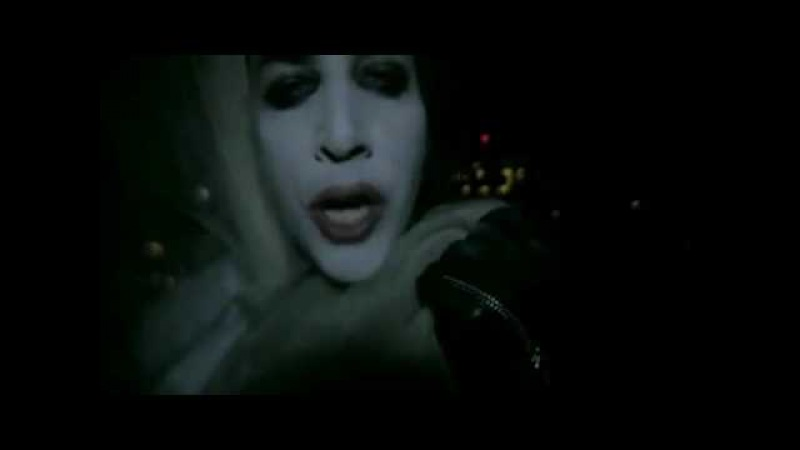 Marilyn Manson - Running To The Edge Of The World (HQ) Official Video