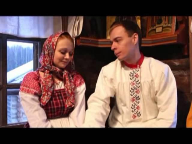 Фольклорный ансамбль Музея Семёнково