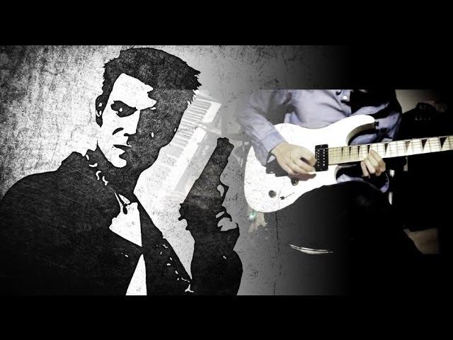 MAX PAYNE - Main Theme (Piano/Guitar/Instrumental Cover)