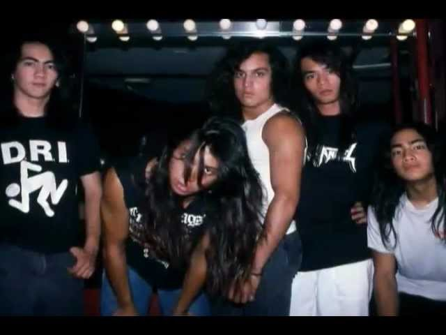 Трэш История трэш-метала / Get Thrashed the story of thrash metal